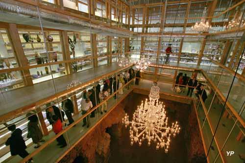 La Grande Place, Musée du cristal de Saint-Louis