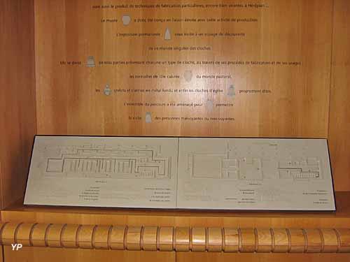 Musée de la Cloche et de la Sonnaille - parcours et visite du musée  transcrits en braille