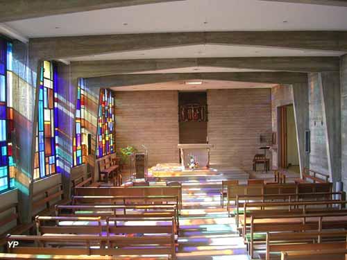 Couvent des Carmélites - chapelle actuelle