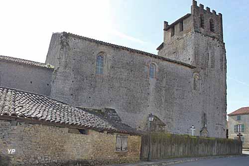 Église abbatiale Saint-Pierre
