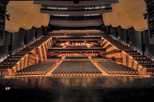 Opéra de Dijon - auditorium
