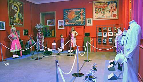 Musée du Cirque - salle Magie