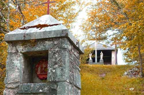 Chapelle du Calvaire et Chemin de croix