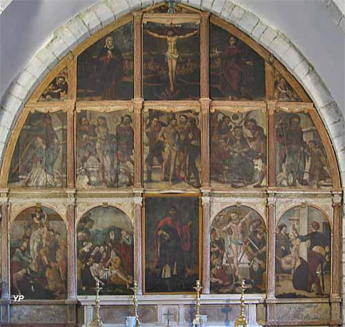 Chapelle Saint Quintin