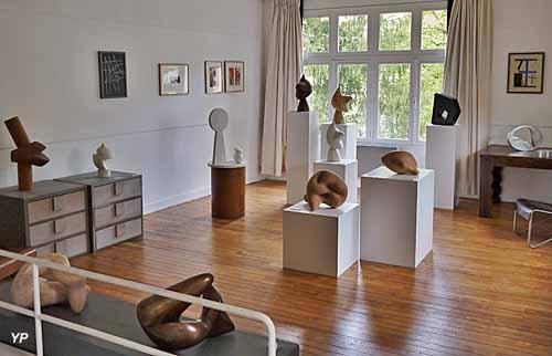 Fondation Arp : atelier de Jean Arp et Sophie Taeuber-Arp