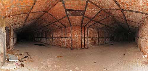 Fort de Roppe - abri caverne