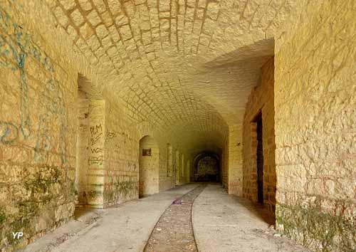 Fort Eblé (bois d'Oye)