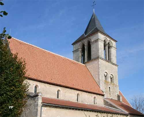 Basilique Saint-Savinien