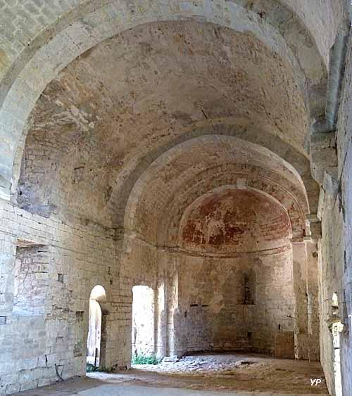 Commanderie de Jalès - chapelle