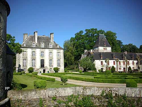Château de la Haute Touche