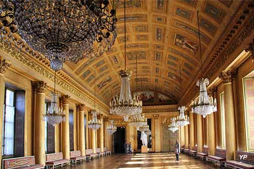 Palais de Compiègne - Galerie de bal