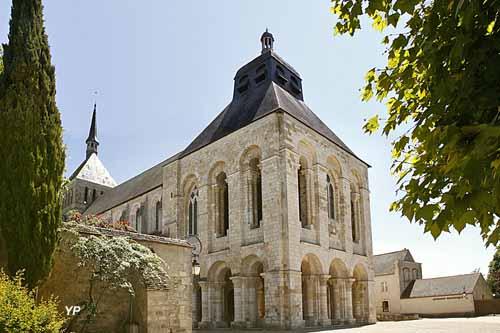 Abbaye Bénédictine de Saint-Benoît de Fleury