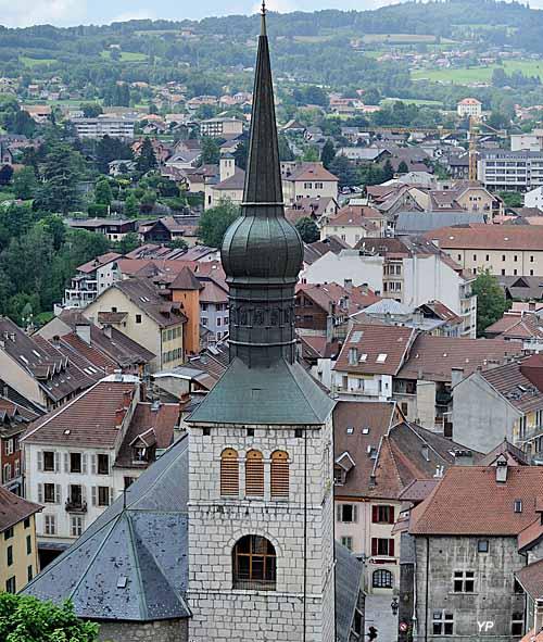 Église collégiale Saint-Jean-Baptiste