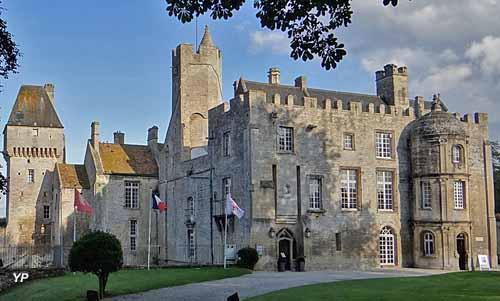 Château Fort de Creully