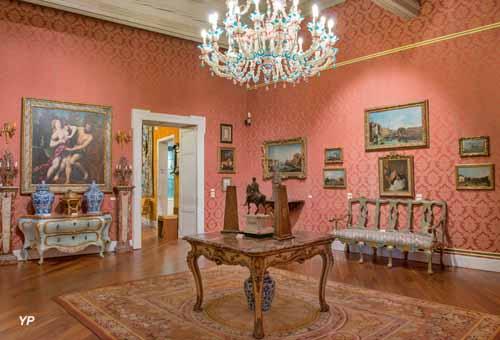 Fondation Bemberg - Hôtel d'Assezat, salle Venise