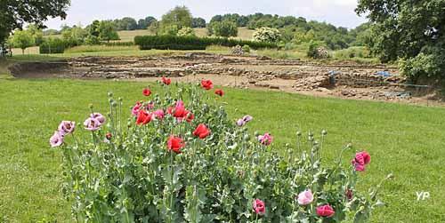 Site archéologique de la villa gallo-romaine du Gurtelbach