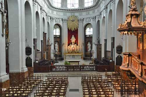 Église Notre-Dame-des-Blancs-Manteaux