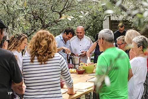 Coopérative Oleicole l'Oulibo - atelier de cuisine
