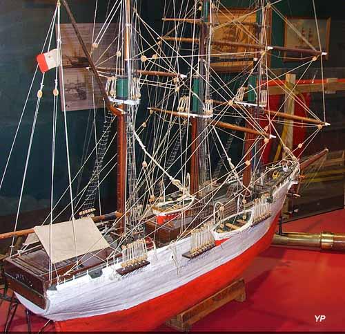 Musée des marins et capitaines