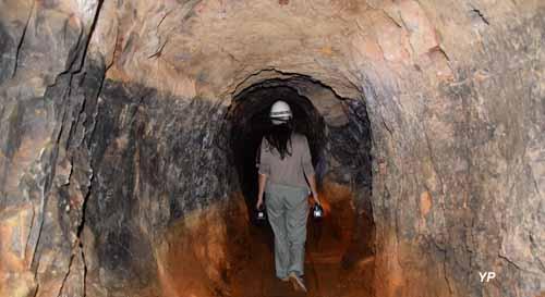 Mine de l'Argentière
