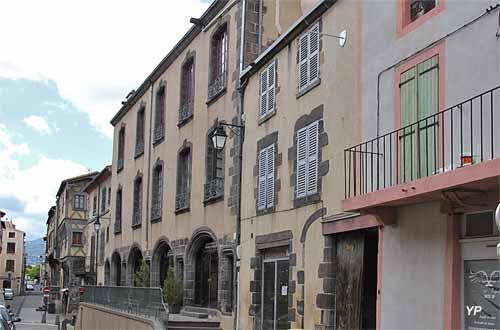 Rue du Séminaire - Montferrand