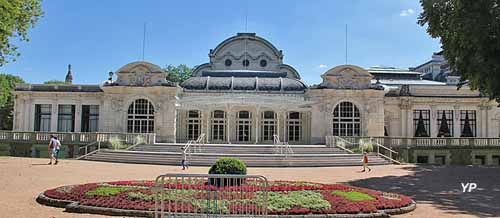 Palais de congrès, opéra (ancien casino)