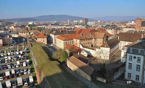 Visite de Belfort