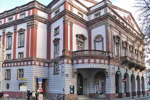 Théâtre municipal - Théâtre de la Sinne