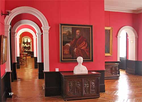 Musée des Beaux-Arts - ancien Logis Abbatial