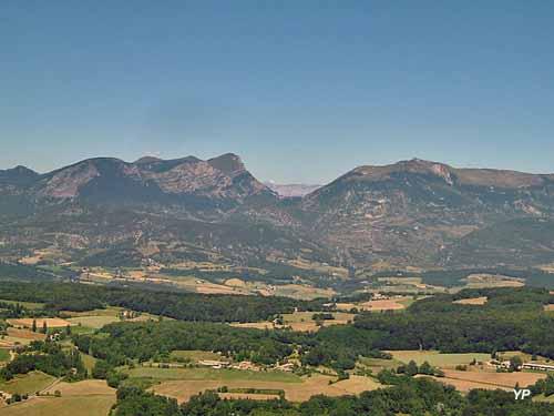 Montagne Saint Maurice