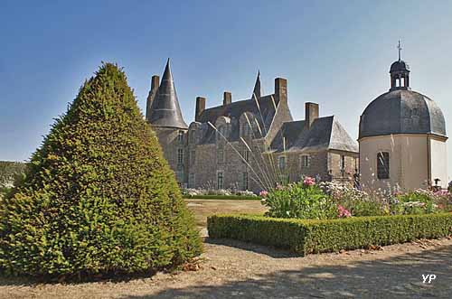 Château et musée des Rochers-Sévigné