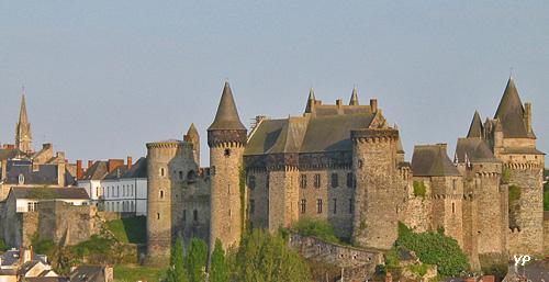 Château et musée de Vitré