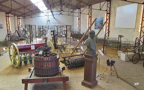 Musée de la Machine Agricole Puzenat