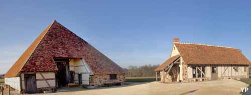 Grange Pyramidale de Vailly