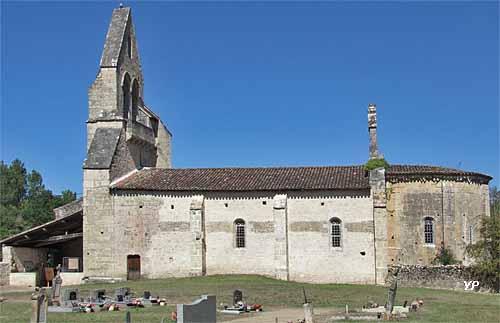 Église Saint-Martin d'Insos