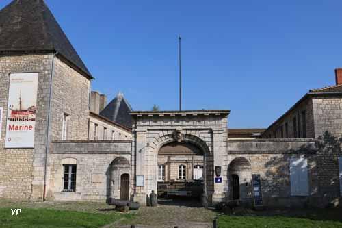 Musée National de la Marine - Hôtel de Cheusses