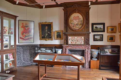 Cabinet de travail du docteur Henri Barré
