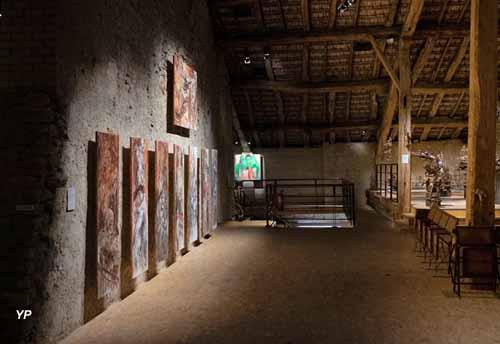 TEM, espace d'art contemporain et son jardin