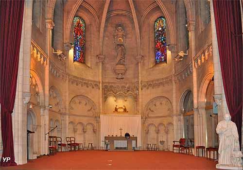 Chapelle du pensionnat Jean-Baptiste de La Salle