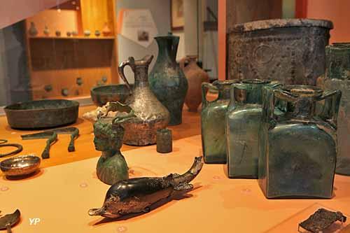 Juliobona, musée gallo-romain