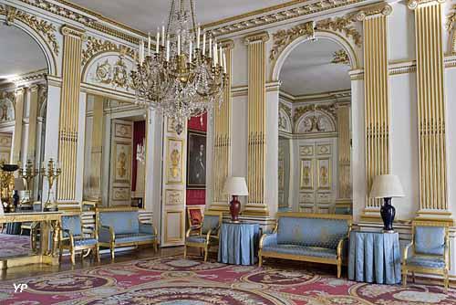 Hôtel de Charost - salon Bleu