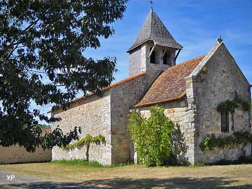 Chapelle de Moussac-sur-Gartempe (église Saint-Martin de Moussac)