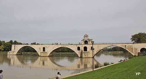 Pont Saint Bénézet - Pont d'Avignon