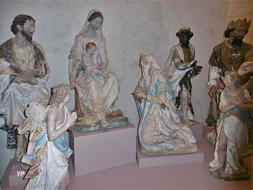 Église Saint-Paterne - l'Adoration des mages