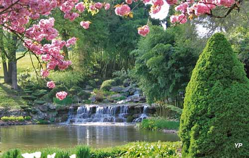 Parc Floral d'Apremont sur Allier