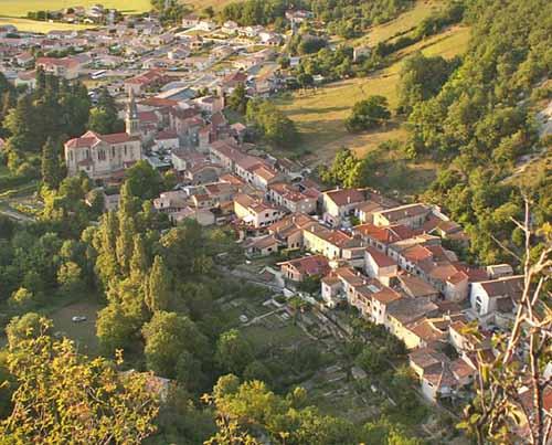 Village de Barbières