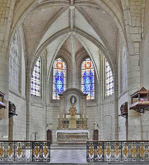 Collégiale Saint-Martin