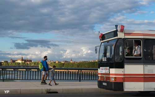 ASPTUIT - Patrimoine des transports urbains toulousains