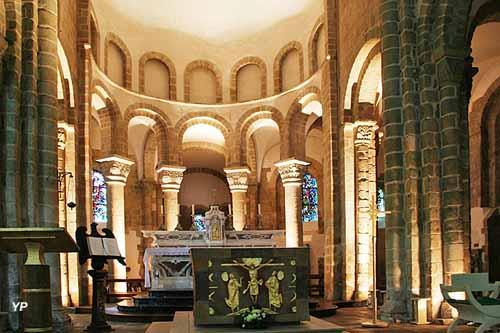 Église abbatiale Saint-Gildas