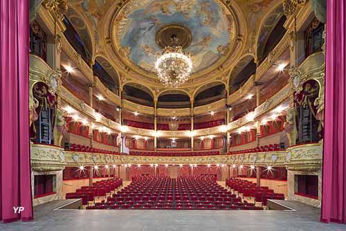 Théâtre Molière - Scène Nationale de Sète et du Bassin de Thau